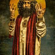 Christus Resurrexit Art Print