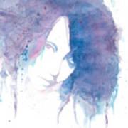 Chromatic Girl Art Print