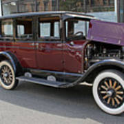 Chrysler 1926 Art Print