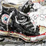 Chuck Taylor All-star Art Print