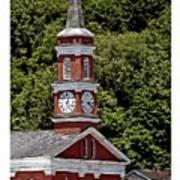 Church Building Art Print