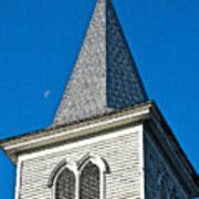 Church Drawing Art Print