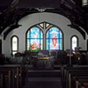 Church - Grand Caymans Art Print
