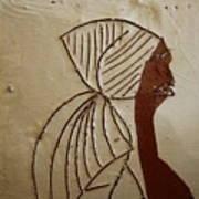 Church Lady - Tile Art Print