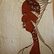Church Lady 10 -tile Art Print