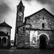 Church Of Santi Gervasio And Protasio Art Print