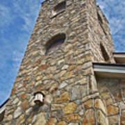 Church Tower Art Print