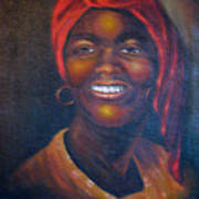 Cicely Tyson Art Print
