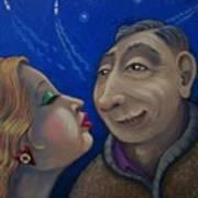 Cid Meets Lorain Art Print