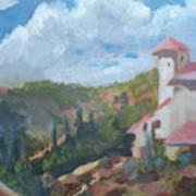 Cielo Villa Art Print