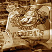 Cigars 7 Art Print