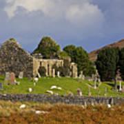 Cill Chroisd Isle Of Skye Art Print