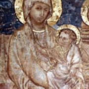 Cimabue: Madonna Print by Granger