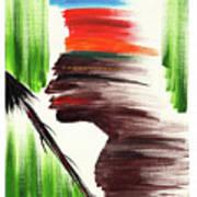 Cimarron Art Print