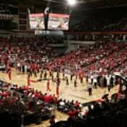 Cincinnati Bearcats Fifth Third Arena Art Print