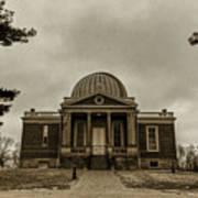 Cincinnati Observatory Art Print