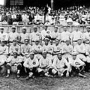 Cincinnati Reds, Baseball Team, 1919 Art Print by Everett