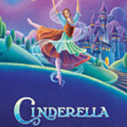 Cinderella Poster Art Print