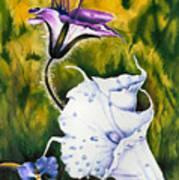 Cindy's Lily Art Print