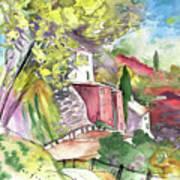 Cinque Terre 01 Art Print