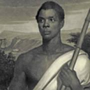 Cinque, The Chief Of The Amistad Captives Art Print