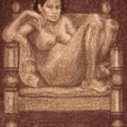 Cinthia Art Print