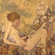 Circe And Anatol 1926 Art Print