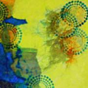 Circles 5 Art Print