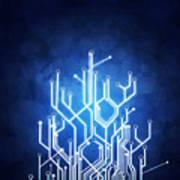 Circuit Board Technology Print by Setsiri Silapasuwanchai
