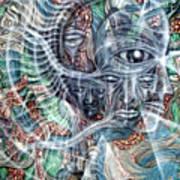 Circuitry II Art Print