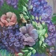 Color Explosion    #86 Art Print