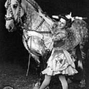 Circus: Rider, C1908 Art Print