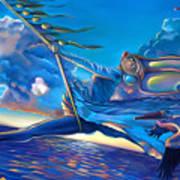 Cirque Du Sole Art Print