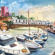 Citadel Of Minorca 01 Art Print