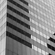 Citigroup Facade IIi Art Print