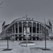 City Field - New York Mets Art Print