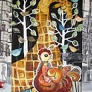City Jungle Art Print