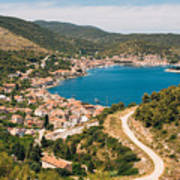 City Of Vis Art Print