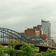 City - Pittsburgh Pa - The Grand City Of Pittsburg Art Print