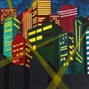 City Scion Art Print