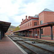 Cumberland City Station Art Print