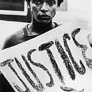 Civil Rights, 1961 Art Print