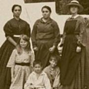 Civil War A Family Affair Art Print