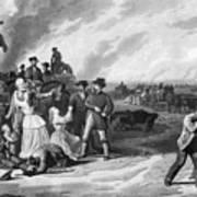 Civil War: Martial Law Art Print by Granger