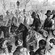 Civil War: Prisoner, 1864 Art Print