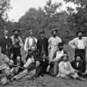 Civil War: Scouts & Guides Art Print