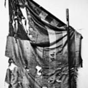 Civil War: Union Flag Art Print