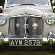 Classic Cars - Rover 110  Art Print