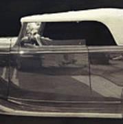 Classic Car 3 Art Print