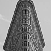 classic New York architecture Art Print